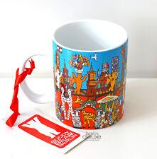 BUDDY BÄR Berlin XL Tasse Bärenstadt NEU Becher Berliner Motive Souvenir Mug Cup