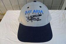BAY Area RC Remote Control Airplane Trucker Snapback Hat Cap