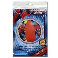 Inflatable Beach Ball Ultimate Marvel Hero Spiderman Age 3+ NIP
