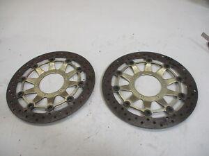 HONDA CBR 1000 R SC59 ABS Bremsscheibe vorne 4,3 mm YUTAKA rechts links brake di