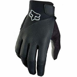 Fox Racing Womens Reflex Gel Glove Black