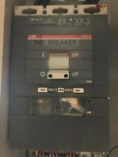 Abs S6N Dc Breaker 500 Volts 600 Amps