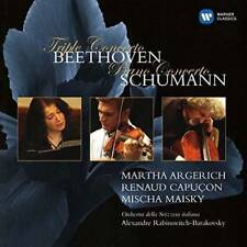 MARTHA ARGERICH-BEETHOVEN: TRIPLE CONCERTO ETC.-JAPAN CD C68