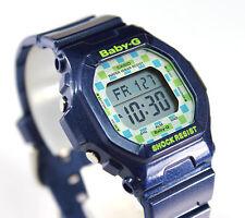CASIO BABY-G SHOCK  RESISTANT WORLD TIME LIGHT LADIES WATCH BG-5600CK-2 NEW