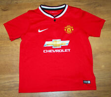 Nike Manchester United 2014/2015 home shirt (For age 5/6)