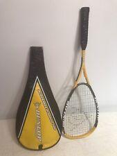"Dunlop Blackmax Graphite 500 Squash ""Good Condition�Headsize 500cm"