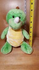 Ganz Webkinz Key Lime Dino Plush Dinosaur No Code HM185 Stuffed Toy