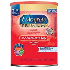 Enfagrow Premium Non-GMO Toddler Next Step Formula Stage 3, 36.6 oz