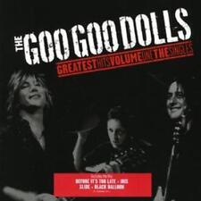 Goo Goo Dolls : Greatest Hits: The Singles - Volume 1 CD (2007) ***NEW***