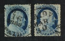 CKStamps: US Stamps Collection Scott#24 1c Franklin Used