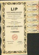 Montres LIP (BESANÇON 25) (H)