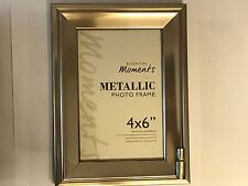 Nail Polish TG119 Fine English Pewter On A PHOTO FRAME SILVER 6X4 Hang/Stand