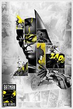 BATMAN's 80th Anniversary - 5g Silver Coin Note