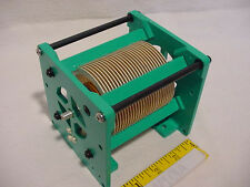 Harris RF Inductor 20uH, Variable, Amplifier/Antenna Coupler/Tuner/1.5KW, New