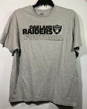 ICE CUBE RAIDERS TEE Raider Nation Oakland Raiders/'s T-SHIRT