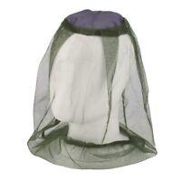 Mascara para mosquito Red de cabeza para mosquito Proteccion para la cara y Q5F9