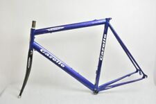 GAZELLE SUPERBE steel road frame and carbon fork ! REYNOLDS 853 !!