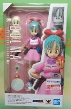 Bandai S.H. Figuarts Dragon Ball Z Bulma Adventure Begins New! USA