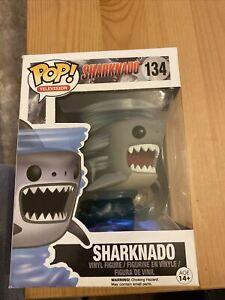 Sharknado 134. FUNKO PoP! Television Vinyl Figure. Vaulted RARE