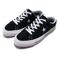 Converse One Star Mule Black White Men Women Casual Slip On Shoes Sandal 162066C