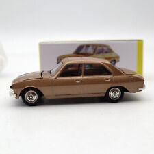 Atlas Dinky Toys 1452 PEUGEOT 504 1/43 Diecast models car