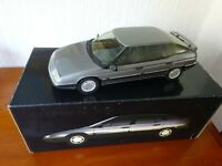 CITROEN XM - BOXED SOLIDO MODEL - Scale 1:18 - Excellent Condition - From 1983.