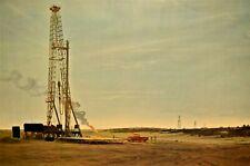 Arthur Weaver Black Gold Oil Field Landscape Frost Reed Kennedy Gallery Etching