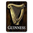 Guinness 3D Harp Sign - Bar/Pub sign - Home decor