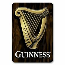 Guinness 3D Harp Sign - Bar/Pub sign - Home decor