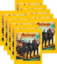 Panini - Marvel Avengers Infinity War - 10 Tüten - Deutsch