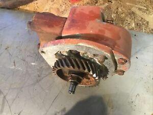 Farmall M Hydraulic Pump