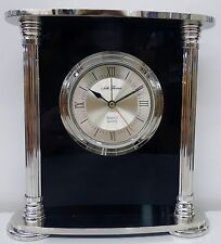"SETH THOMAS QUARTZ TABLE CLOCK ""HILLIARD"" Model #TSI1541"