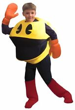 Costumes!  Kids Mr.Pac-Man 3D Costume Suit Child