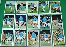 FKS AGEDUCATIFS PANINI FOOTBALL ENGLAND 1969-1970 IPSWICH TOWN COMPLETE