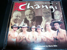 Changi Music From The ABC TV Series Soundtrack CD By Mario Millo – Like New