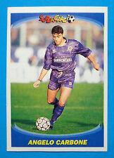 PANINI SUPERCALCIO 1995/96-Figurina/Sticker-n.87-CARBONE-FIORENTINA-New