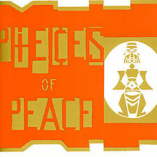 New: Pieces Of Peace: Pieces of Peace Original recording remastered Audio CD