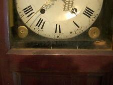 Lot 2 écoinçons 33 mm pendule horloge comtoise Morbier Uhr type XVIIIe