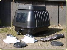 Yamitsu Hi-Flow Professional Pond Air Pump AIRPUMP Hydrophonics (Koi, filtro)