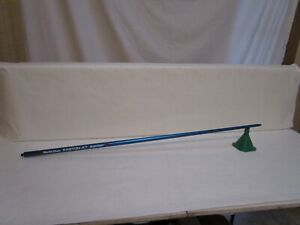 Vintage Easton World Class X7 30'' Target Bow Stabilizer - Blue Anodized