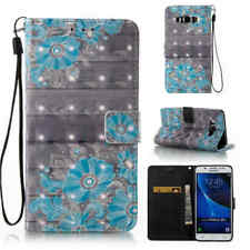 For Samsung Galaxy J3 J5 J7 2016 Flip Wallet Leather Magnetic Stand Case Cover