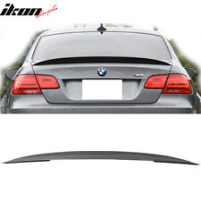 Fit 07-13 3 Series E92 Coupe Performance High Kick Carbon Fiber CF Trunk Spoiler