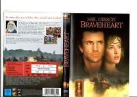 Braveheart  - Mel Gibson / DVD