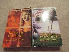 Lot of 2 Love Inspired Christian Fiction, Margaret Daley, Gold and Mother