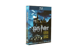 Harry Potter : Complete 8-Film Collection (Blu-ray Disc, 2011, 8-Disc Set)