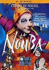 Dvd LA NOUBA  (2 Dvd) - Cirque Du Soleil ......NUOVO