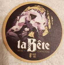Sous Bock Biere La Bete