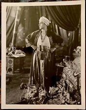 RUDOLPH VALENTINO-SON OF THE SHEIK Vintage Original Publicity Portrait (1926)