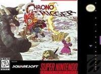 Chrono Trigger - Nintendo SNES Game Authentic