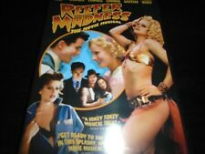 Reefer Madness The Movie Musical (2005) DVD Showtime Kristen Bell Region 1
